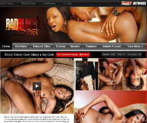 BadBlackBabes.com - Home of the Hottest Black Babes on the Planet!
